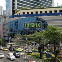 Photo taken at MBK Center by Jun M. on 5/1/2013
