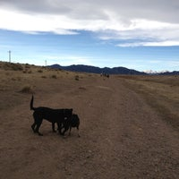 Photo taken at Colorado Hills Open Space Dog Park by Zoe A. on 11/24/2012