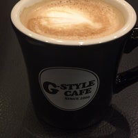 Photo taken at G-Style Cafe by 紳にゃん on 1/19/2017