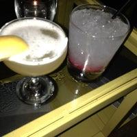 Photo taken at Fox Liquor Bar by Charlie W. on 1/27/2013