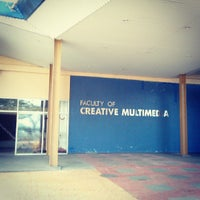 Photo taken at Faculty of Creative Multimedia (FCM) by Hou F. on 6/18/2013