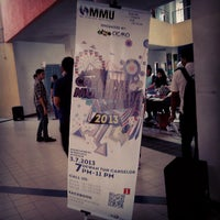 Photo taken at Faculty of Creative Multimedia (FCM) by Hou F. on 6/11/2013