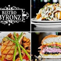 Photo taken at Bistro Byronz by Charles W. on 4/29/2014