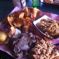 Photo taken at Boneheads BBQ by Cory B. on 11/11/2012