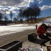 Photo taken at Fredriksten Festning by Joel B. on 3/27/2013