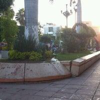 Photo taken at Cueramaro by Luis N. on 10/8/2012
