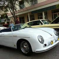 Photo taken at Abacoa Car Show by Dave P. on 12/1/2012