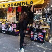 Photo taken at La Gramola by Elysasg on 3/19/2014