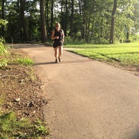 Photo taken at The Boot Camp Girl running intervals by Stephanie on 6/11/2013