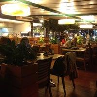 Photo taken at Göze Teras Cafe by Yağız S. on 11/13/2012