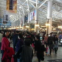 Photo taken at THSR Zuoying Station by Yi-Ping C. on 12/9/2012