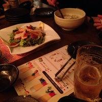Photo taken at 丸の内 旬・彩・食・房~雅~ by Yi-Ping C. on 8/11/2013