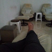Photo taken at Amanda's Reflexology by Agung P. on 2/1/2013