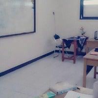 Photo taken at SMA Negeri 1 Bandung by Andieni H. on 7/23/2013