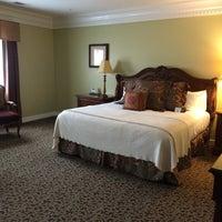 Photo taken at The Blennerhassett Hotel by Susan Baggott G. on 7/20/2014