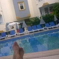 Photo taken at Midnight Sun Hotel by Yusuf B. on 9/18/2015