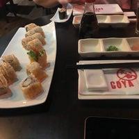 Photo taken at Goya Sushi & Grill Restaurant by dnh on 9/22/2017