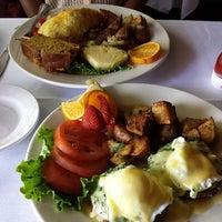 Photo taken at The Village Corner German Restaurant & Tavern by Candace C. on 5/12/2013