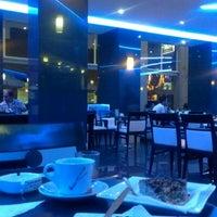 Photo taken at Café Tarik by Kawtar A. on 10/8/2012