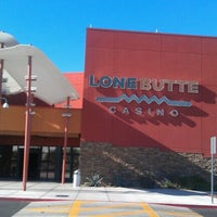 Photo taken at Lone Butte Casino by Juan R. on 10/22/2012