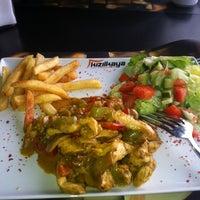 2/4/2013 tarihinde Elif D.ziyaretçi tarafından Kızılkaya Restaurant'de çekilen fotoğraf