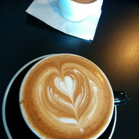 Photo taken at Valhalla Coffee Roasters by Kevin R. on 11/10/2014