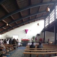 Photo taken at Pastoor van Ars Parochie by Melvin B. on 3/24/2013
