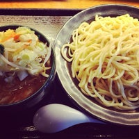Photo taken at つけ麺道 癒庵 by べにすん on 12/17/2012
