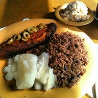 Photo taken at Rice & Beans Cocina Latina by  JESSE  J. on 2/23/2013