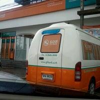 Photo taken at ธ.อาคารสงเคราะห์ ชลบุรี by Naret T. on 10/9/2012