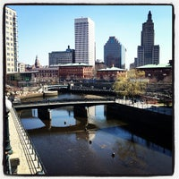 Photo taken at Downtown Providence by Chris B. on 4/8/2013