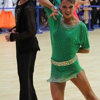 Photo taken at Первыйтурнир by Polina D. on 10/15/2012