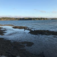 Photo taken at Wiscasset, ME by Daniel P. on 10/15/2017