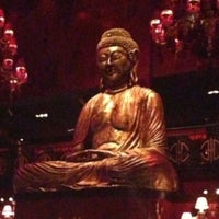 Снимок сделан в Buddha Bar пользователем Vlad 6/28/2013