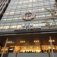 Photo taken at JR Hakata Station by Takeshi K. on 11/10/2012