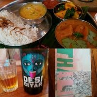 Photo taken at Thali Cafe by MB on 7/11/2017