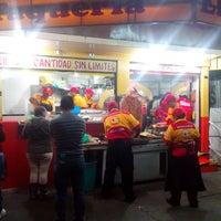 Photo taken at Taqueria El Güero by Danny G. on 1/6/2014