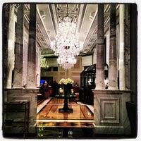 11/25/2012 tarihinde Clint W.ziyaretçi tarafından Rixos Pera Istanbul'de çekilen fotoğraf