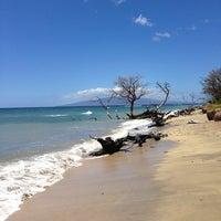 Photo taken at Ukumehame Beach by Arathena S. on 9/2/2013