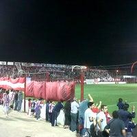 Photo taken at Estadio de Talleres de Remedios de Escalada-Club Atlético Talleres by Riky on 10/16/2013