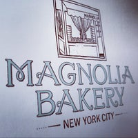 Photo taken at Magnolia Bakery by Satu K. on 10/27/2012
