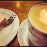 Photo taken at Café Aalto by Satu K. on 11/16/2012