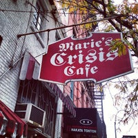 Photo taken at Marie's Crisis Cafe by Satu K. on 10/24/2012