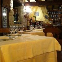 Photo taken at Restaurante Santo Domingo by Sergio B. on 4/23/2013