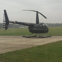 Photo taken at Denham Aerodrome by Amit P. on 10/29/2016
