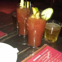 Photo taken at Karma Bar & Grill by Jessica S. on 2/3/2013