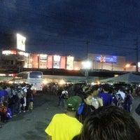 Photo taken at South Luzon Bus Terminal by Paopao C. on 3/27/2013