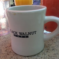 Photo taken at Black Walnut Café - The Woodlands by Joaquín on 4/20/2013