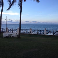 Photo taken at Nyali Beach Holiday Resort by Charles M. on 11/19/2016