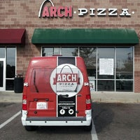 Photo taken at Arch Pizza Co. by BigRyanPark on 10/17/2013